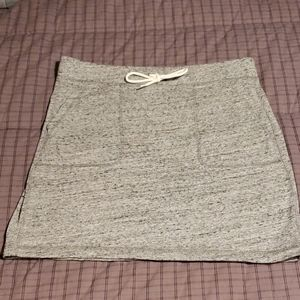 Joe Fresh Jersey  Knit Skirt New Medium